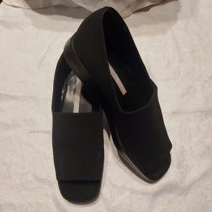 easyspirit anti gravity open toe loafers